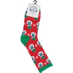 96 pairs of Yacht & Smith Christmas Holiday Socks, Sock Size 9-11