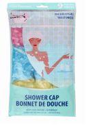 96 pieces of Ideal Bath Shower Cap 9 Pack