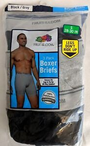 72 pieces of Men's Fruit Of The Loom Boxer Brief (mid Rise), Size L