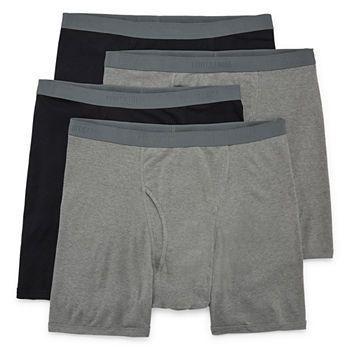 72 pieces of Men's Fruit Of The Loom Boxer Brief (mid Rise), Size M