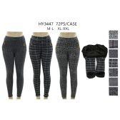 36 Pack of Woman's Designer Leggings